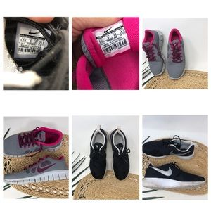 Nike Shoes - Nike 2 Pairs women's running sneakers size 6.5